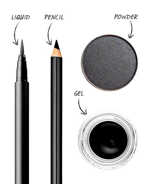 7. padoms: Kā pareizi izmantot acu zīmuli